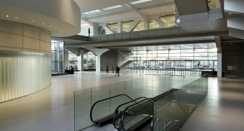 Bronx-lobby