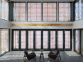 Large window wall